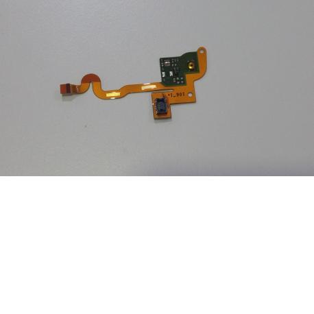 Flex de conexion boton volumen y encendido para Tablet MOTOROLA XOOM MZ604 - Recuperado