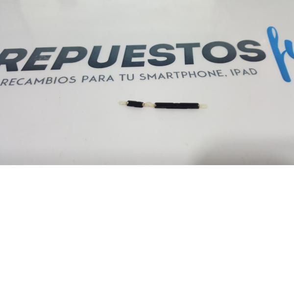 BOTONES VOLUMEN + ENCENDIDO PARA TAPA BQ AQUARIS E5 4G TFT5K0982FPC-A1-E - RECUPERADO