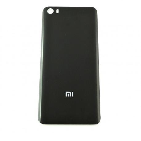 Tapa Trasera de Bateria para Xiaomi Mi5 - Negra