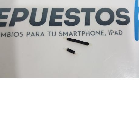 BOTONES VOLUMEN + ENCENDIDO PARA BQ E6 - RECUPERADO