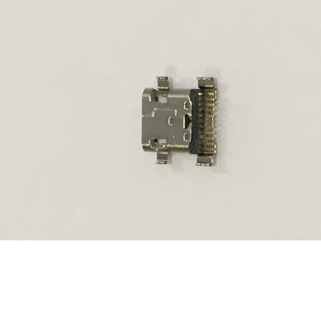 Conector de Carga Micro USB para Motorola Nexus 6