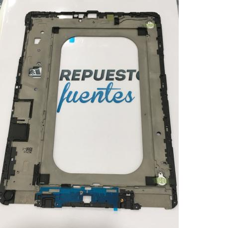 Carcasa Marco Frontal de LCD para Samsung Galaxy Tab S2 SM-T810N - Blanco
