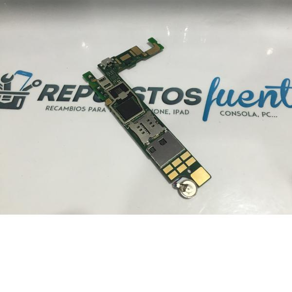 PLACA BASE ORIGINAL ZTE BLADE VEC 4G ORANGE RONO - RECUPERADA