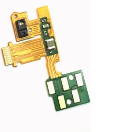 Flex con Sensor de Proximidad y Jack de Audio para Motorola Moto E 2nd Generación 4G LTE XT1524