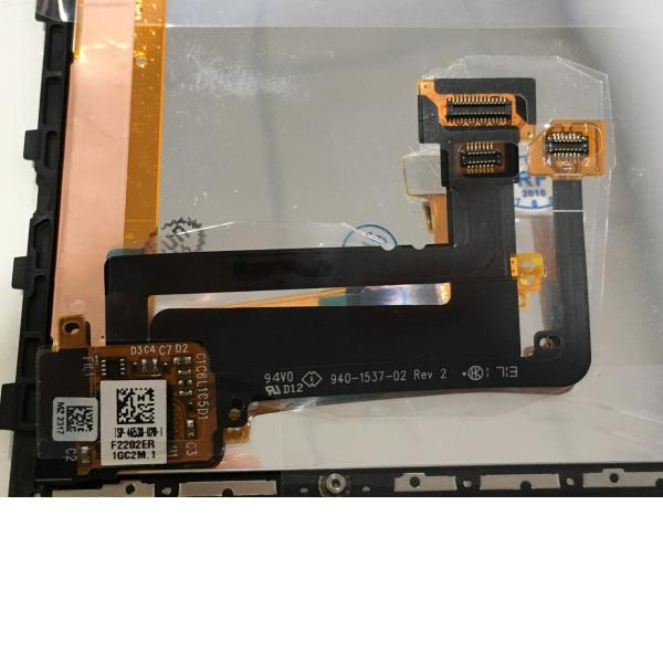 PANTALLA LCD DISPLAY + TÁCTIL NEGRO BLACKBERRY Z10 001/111/REV E 002/111 13 PIN