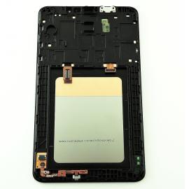 PANTALLA LCD DISPLAY + TACTIL CON MARCO PARA SAMSUNG GALAXY TAB A 7.0 SM-T285 (2016) - NEGRA