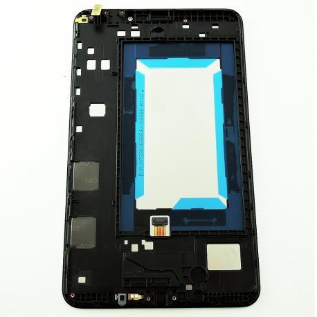 PANTALLA LCD DISPLAY + TACTIL CON MARCO ORIGINAL PARA SAMSUNG GALAXY TAB 4 8.0 4G T335  - BLANCA