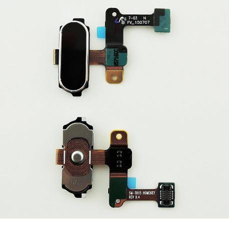 Flex Boton Home con Sensor de Huella Original para Samsung Galaxy Tab S2 9.7 T810 - Negra