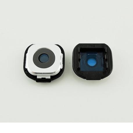 Embellecedor y Lente de Camara para Samsung Galaxy Tab S2 9.7 T810,T815 - Blanco