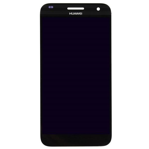 REPUESTOS PANTALLA LCD DISPLAY + TACTIL PARA HUAWEI ASCEND G7 - NEGRA