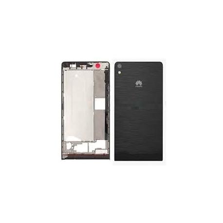 Carcasa Completa Huawei Ascend P6 negra