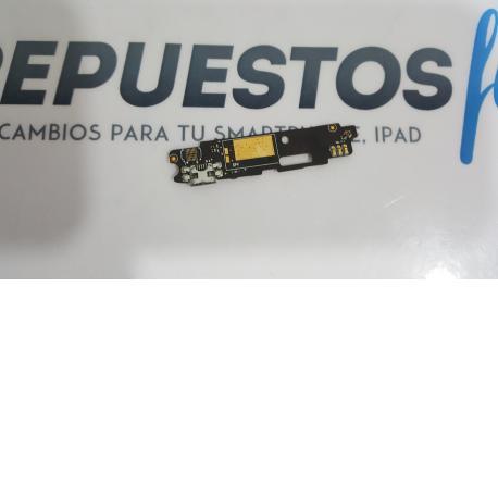 Modulo Carga + Microfono Original Meo Smart A66 - Recuperado