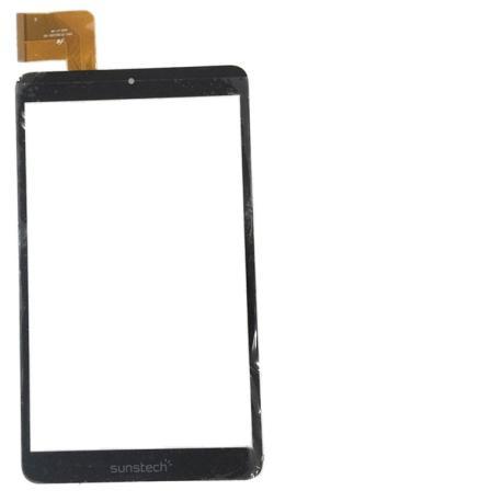 Pantalla Universal para Tablet Sunstech Tab87QCBT de 8 Pulgadas - FPC-FC80J191-00 - Negra