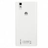 Carcasa trasera Huawei Ascend P2 Tapa Bateria blanca