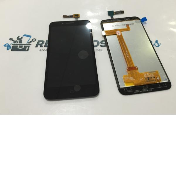 PANTALLA LCD DISPLAY + TACTIL PARA ALCATEL ONE TOUCH GO PLAY 7048X - NEGRA