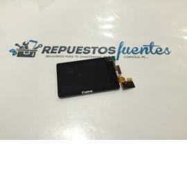 REPUESTO PANTALLA LCD DISPLAY TFT + TACTIL TOUCH CAMARA CANON 100D EOS 100D EOS100D