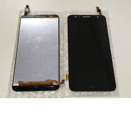 PANTALLA LCD DISPLAY + TACTIL PARA ALCATEL POP 4+ PLUS - NEGRA