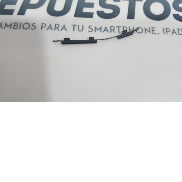 BOTENES VOLUMEN + ENCENDIDO KARBONN A19 - DESMONTAJE / NEGRO