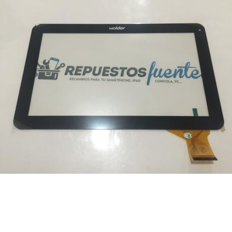 "Pantalla Tactil Universal Tablet china 10.1"" wolder Epsilon Negra 50 pin"