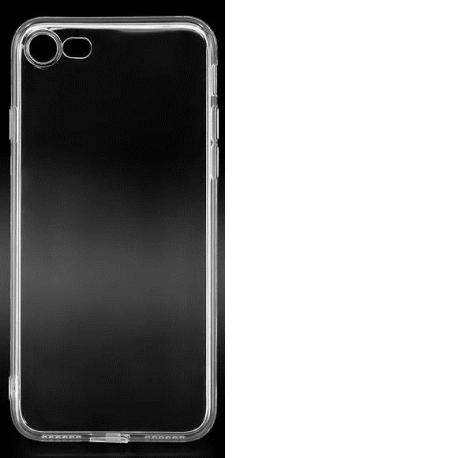 FUNDA DE SILICONA PARA EL IPHONE 7 TPU CASE - TRANSPARENTE