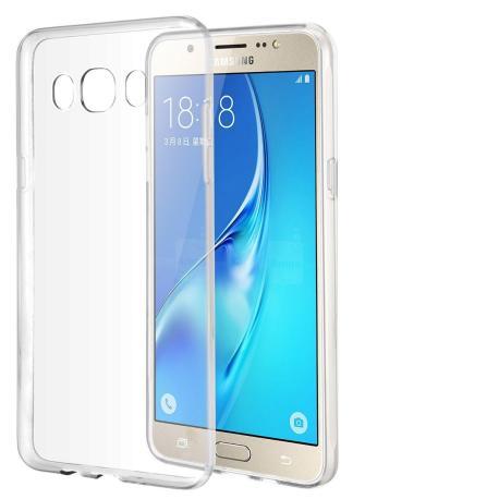 Funda de silicona para el Samsung Galaxy J5 (2016) SM-J510 TPU Case - Transparente