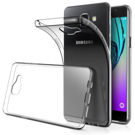 Funda de silicona para el Samsung Galaxy A7 (2016) SM-A710 TPU Case - Transparente