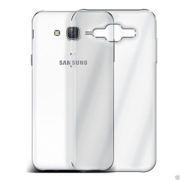 Funda de silicona para el samsung galaxy j1 ace sm j110 tpu case transparente - Fundas samsung ace ...