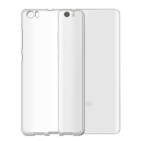 Funda de silicona para el Xiaomi Mi5 Mi 5 TPU Case - Transparente