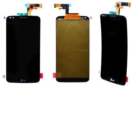 PANTALLA LCD DISPLAY + TACTIL ORIGINAL PARA LG D955 G FLEX - NEGRA