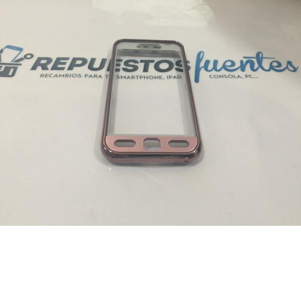 MARCO FRONTAL ROSA DE SAMSUNG S5230