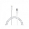 CABLE IPHONE 5 USB BLANCO 2m