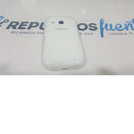 Tapa Trasera para Samsung Galaxy young s6310 S6310N - Blanca