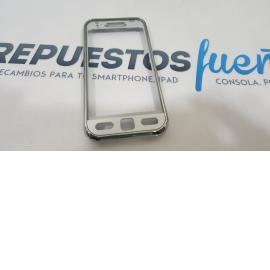 MARCO FRONTAL BLANCO DE SAMSUNG S5230