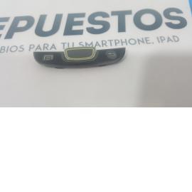 MODULO BOTONES CARCASA FRONTAL PARA SAMSUNG GALAXY MINI S5570 - AMARILLO
