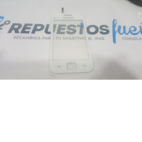 REPUESTO PANTALLA TACTIL SAMSUNG GALAXY ACE DUOS S6802 BLANCA
