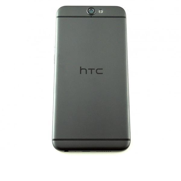 CARCASA TAPA TRASERA CON LENTE DE CAMARA ORIGINAL PARA HTC A9 - NEGRA