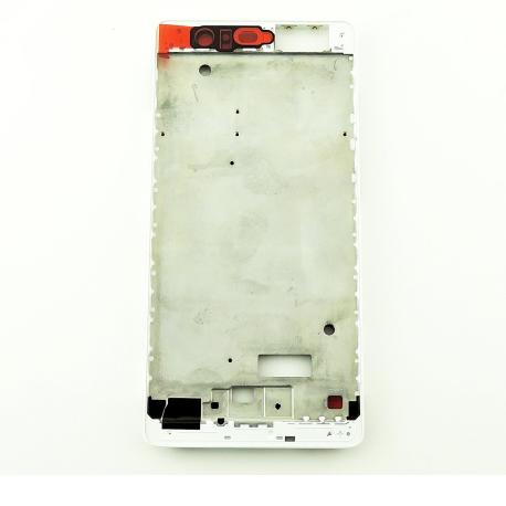 CARCASA FRONTAL DE LCD PARA HUAWEI P9 - BLANCA