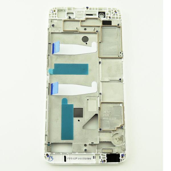 CARCASA FRONTAL DE LCD PARA HUAWEI GR3 / HUAWEI ENJOY 5S - BLANCA
