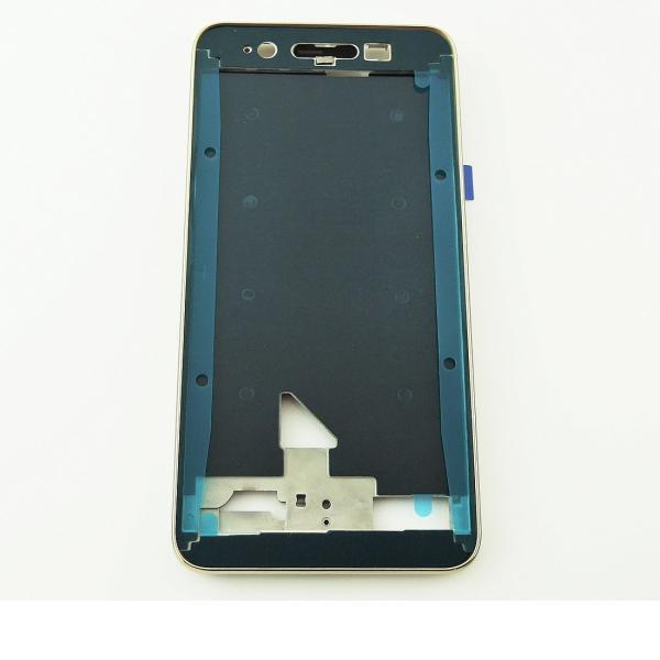 CARCASA FRONTAL DE LCD PARA HUAWEI GR3 / HUAWEI ENJOY 5S - ORO