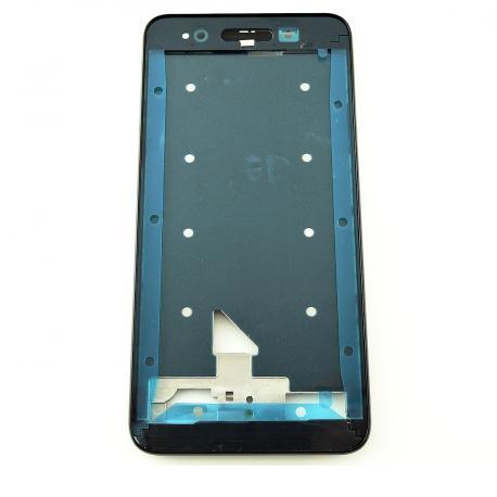 CARCASA FRONTAL DE LCD PARA HUAWEI GR3 / HUAWEI ENJOY 5S - NEGRA