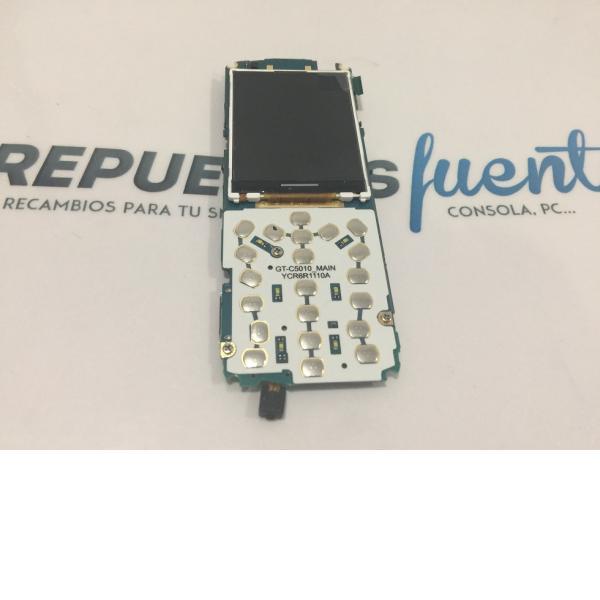 PLACA + LCD ORIGINAL DE SAMSUNG C5010D