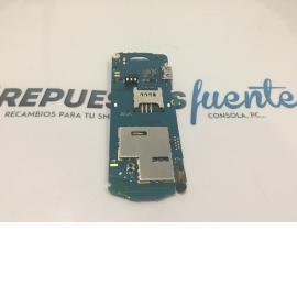 PLACA + LCD ORIGINAL DE SAMSUNG GURU E1081T