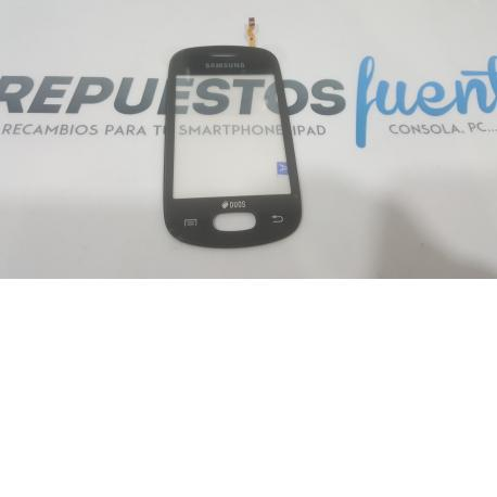 Pantalla Táctil Original De Samsung S5282 Star Duos Negra
