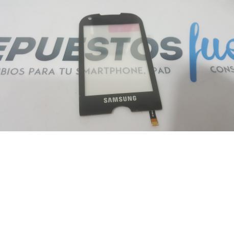 Pantalla Tactil Original De Samsung Corby POP C3510 Negra