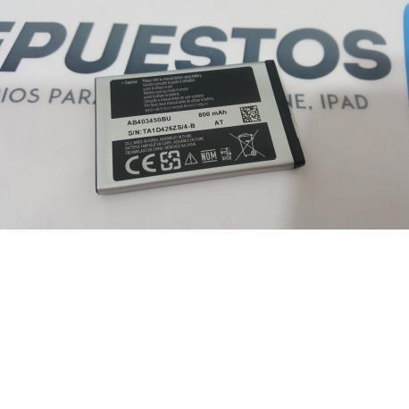 BATERIA SAMSUNG E2510 LIBRE