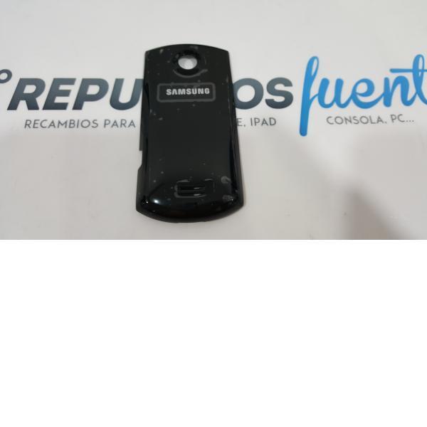 TAPA TRASERA SAMSUNG S5620 MONTE NEGRA