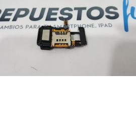 MÓDULO ALTAVOZ BUZZER + ADAPTADOR SIM ORIGINAL DE SAMSUNG WAVE S8500