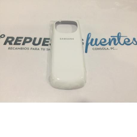 Carcasa De Atras Original Blanca Samsung E2200