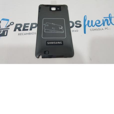 Carcasa Tapa Trasera de Bateria Original para Samsung Galaxy Note N7000 - Negra