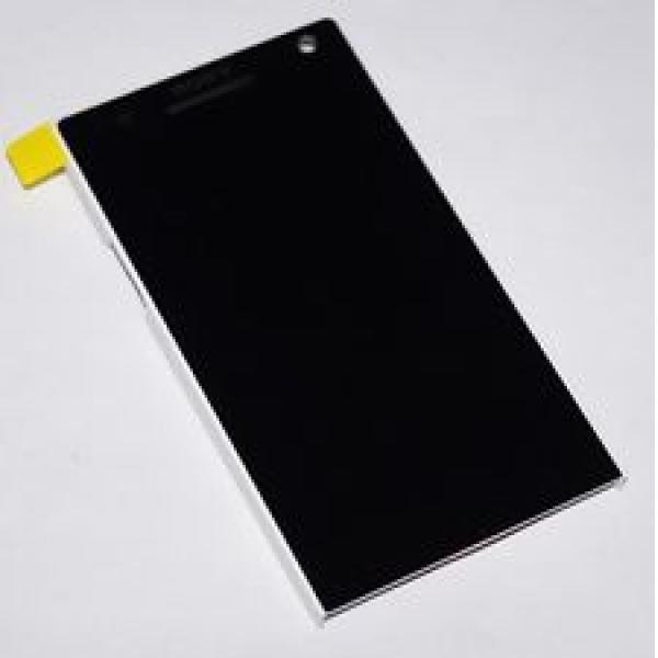 PANTALLA TACTIL+LCD CON MARCO ORIGINAL SONY ERICSSON XPERIA S LT26I GRIS